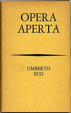 Umberto Eco: Opera Aperta