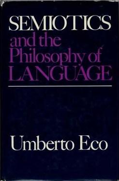 Umberto Eco: Semiotics