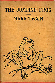 Mark Twain: The Jumping Frog