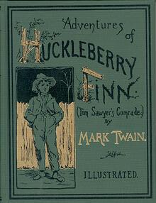 Mark Twain: Adventures of Huckleberry Finn