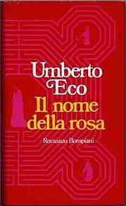 Umberto Eco: The Name of the Rose